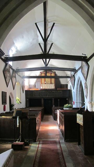 Bucklebury Church 5085