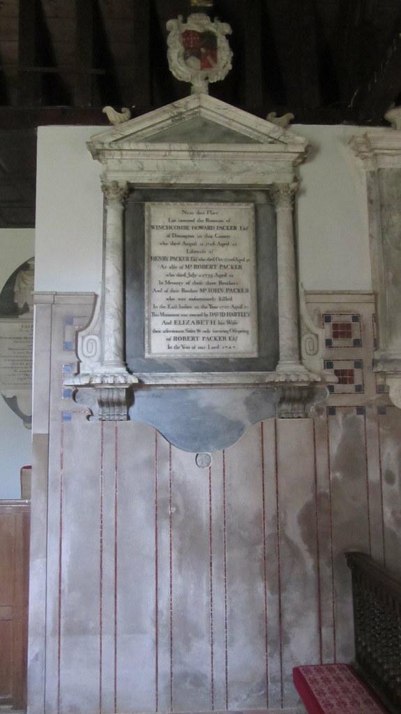 Bucklebury Church 5083