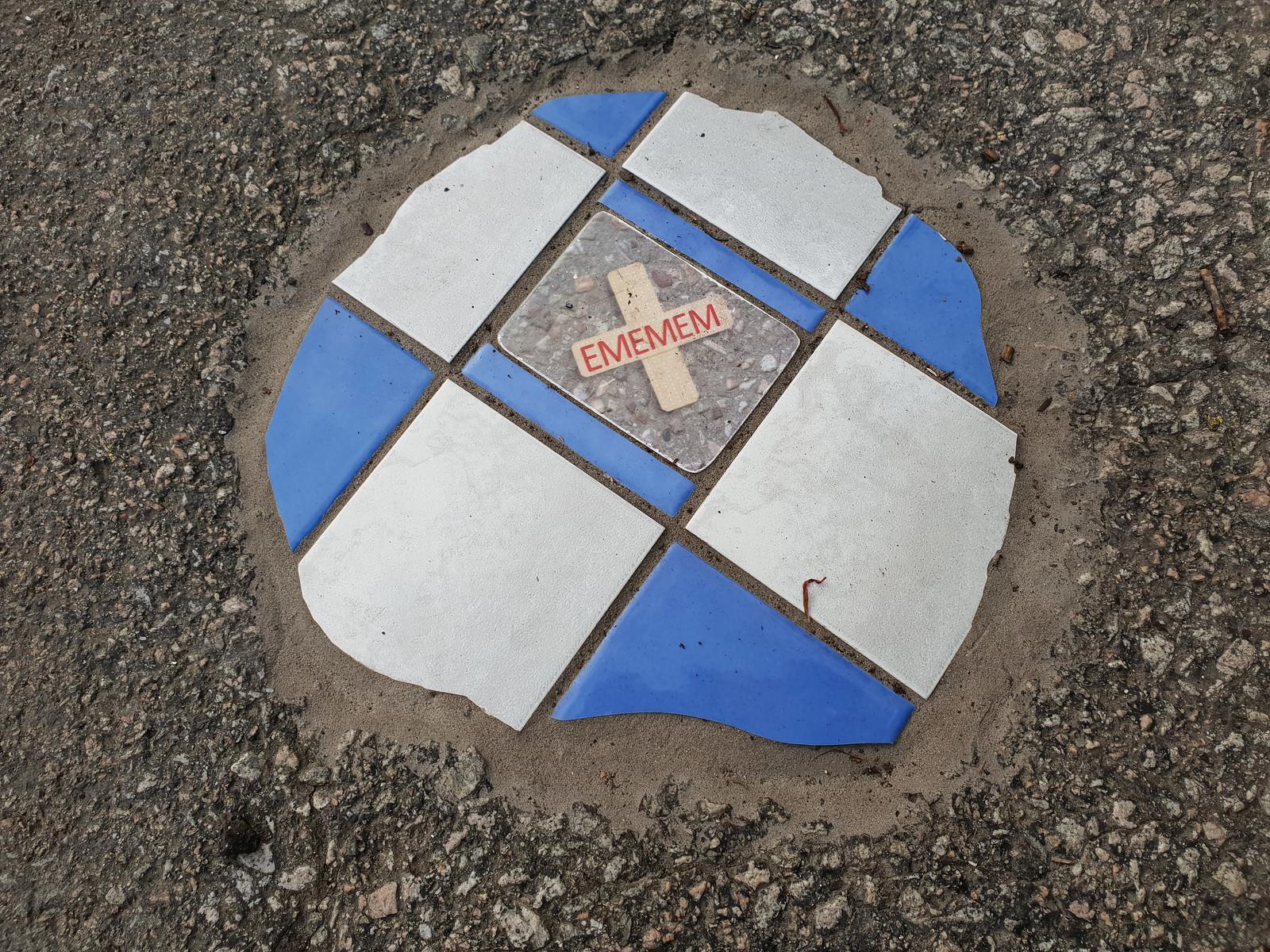 Nuart Aberdeen 2019: Ememem