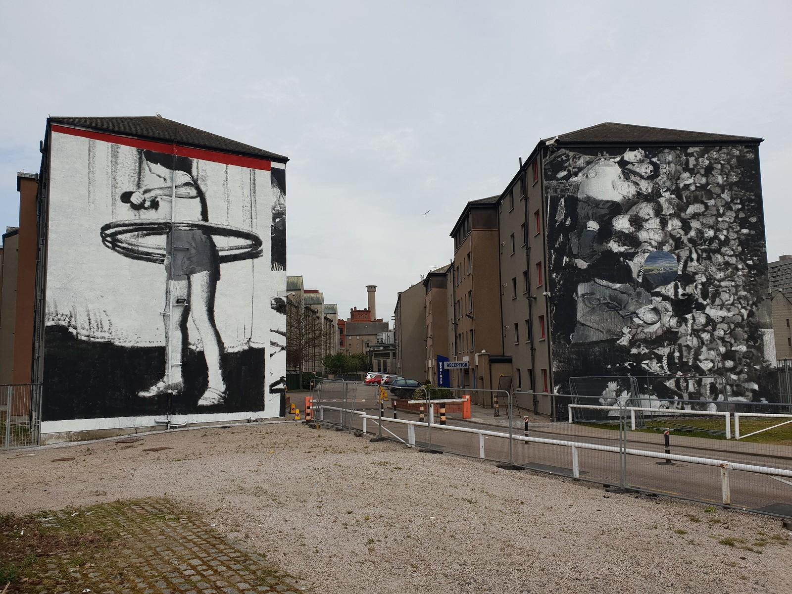 Nuart Aberdeen 2019: Axel Void