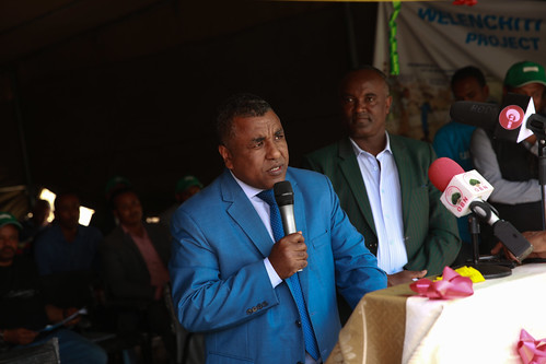 Ethiopia inaugurates model water supply and waste management project | by UNICEF Ethiopia