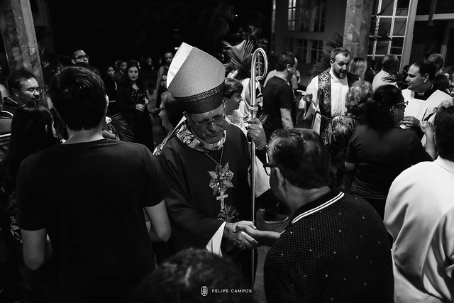 Domingo de Ramos - Vicariato Nossa Senhora do Patrocínio