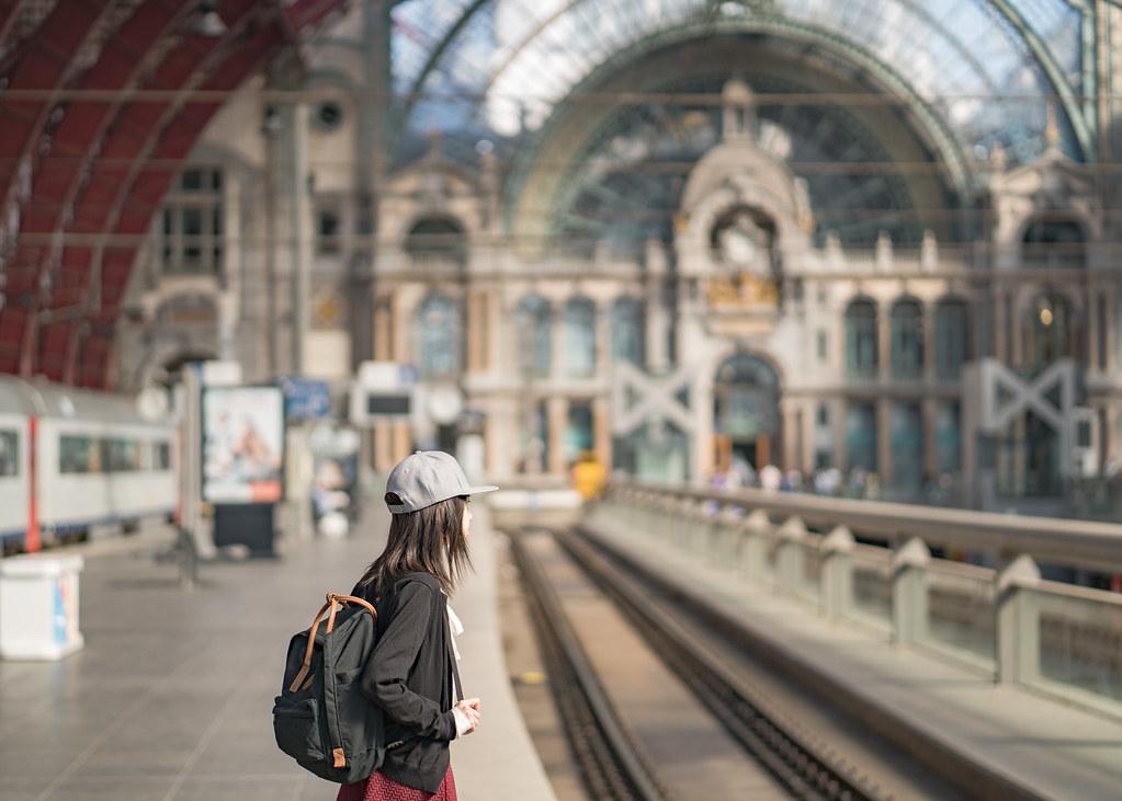 Antwerp station(3)