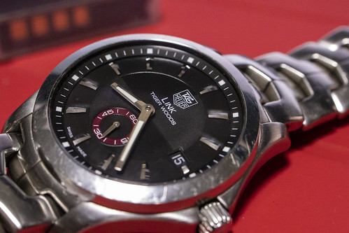 TAG Heuer LINK Tiger Woods Limited Edition_2