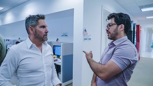 The Grant Cardone & Tai Lopez Challenge | by papergear