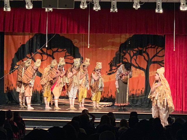 Chapin School Princeton's Production Of Lion King Jr.