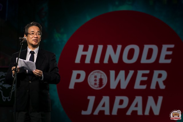 30-31/03/19 Hinode Power Japan 2019 @ ВДНХ Москва
