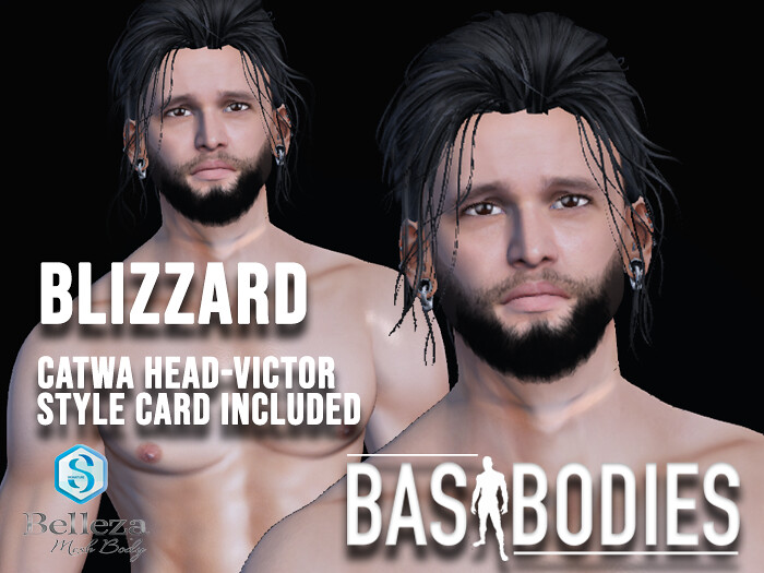 BasBodies Blizzard Shape - TeleportHub.com Live!