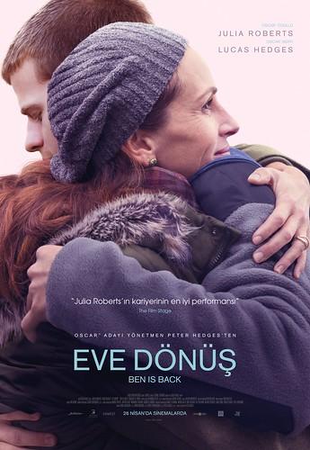 Eve Dönüş - Ben is Back (2019)