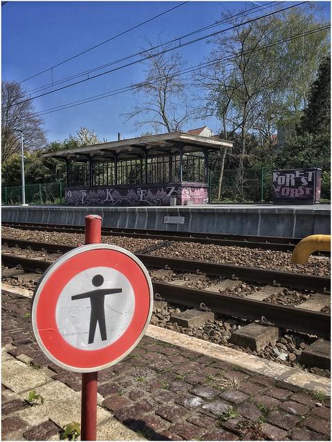 Orkez (gare de Forest-Est, Bruxelles)
