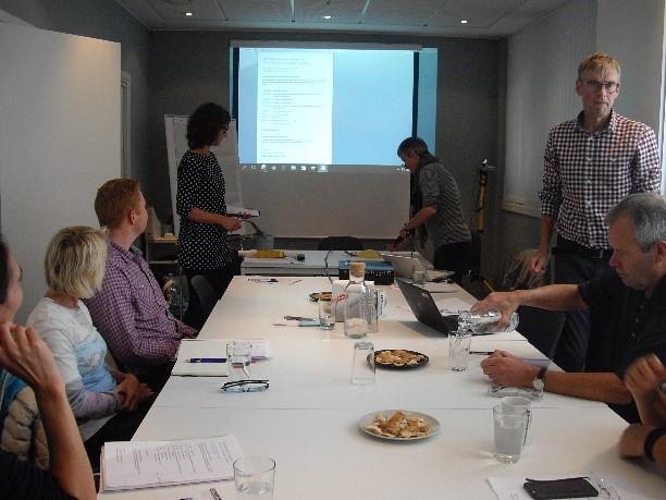 1st Hybrid forum - Sandefjord Norway