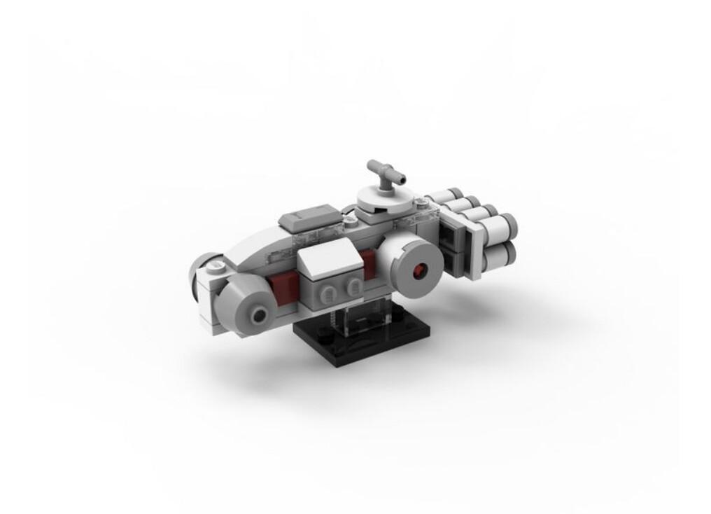 LEGO Store micro-TANTIVE IV Make 'n Take Event.