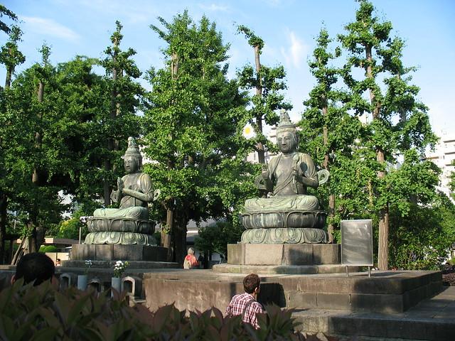 Senso-ji Tenple, Tokyo