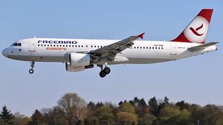 Freebird Airlines Europe _ A320-214 _ 9H-FHB (@HAM 15.04.2019)   by Sebastian Lupp