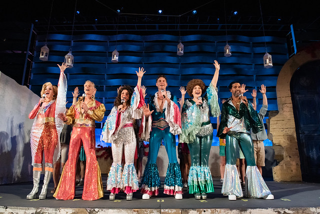 American Stage in the Park: MAMMA MIA! Arichval Photos