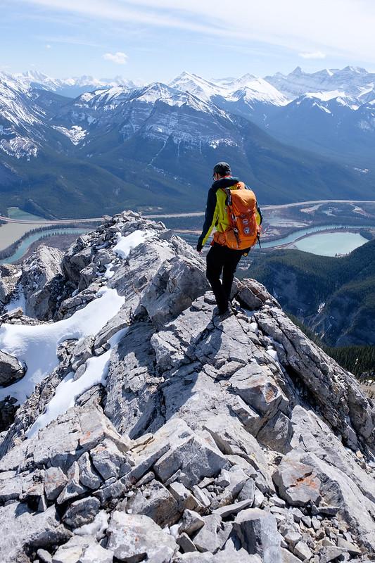 Scrambles - Gap Peak-13