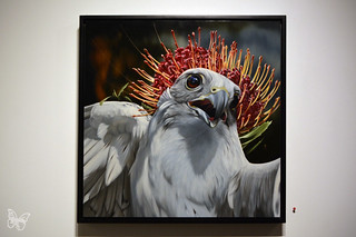 Lucky 13 - Corey Helford Gallery | by Butterfly Art News