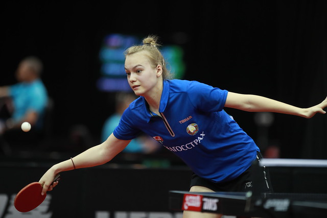 Day 2 - 2019 World Table Tennis Championships