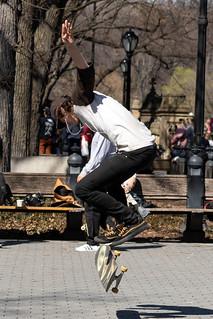 Central Park 4-6-19