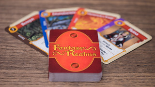 Fantasy Realms | by Doctor Meeple