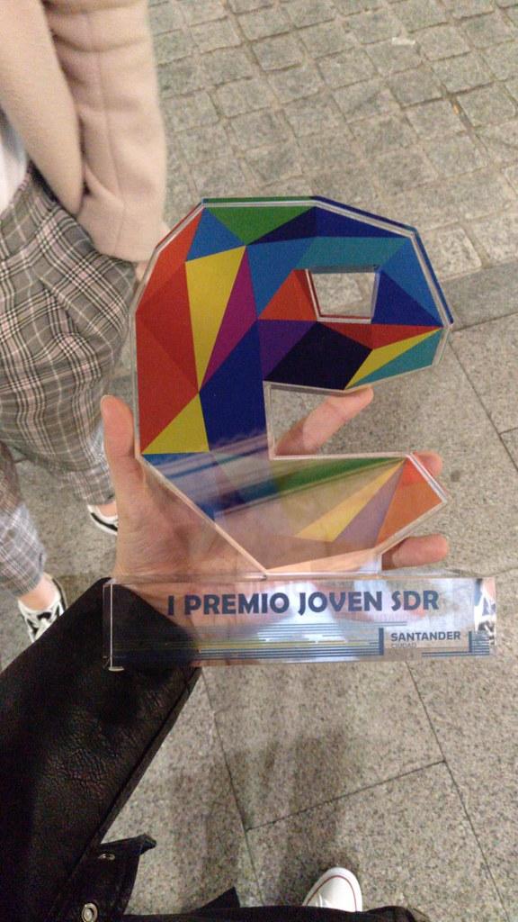 I Premio Joven SDR