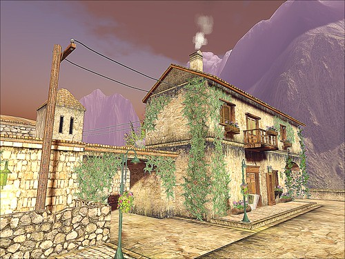 Il Borgo - Tuscany Experience -Sleepy Corner of the Village | by mromani50