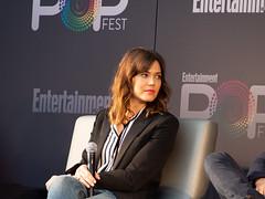 Mandy Moore EW Pop Fest 16