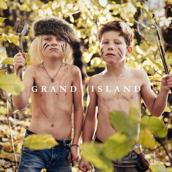 Grand Island - Young Hawk And I