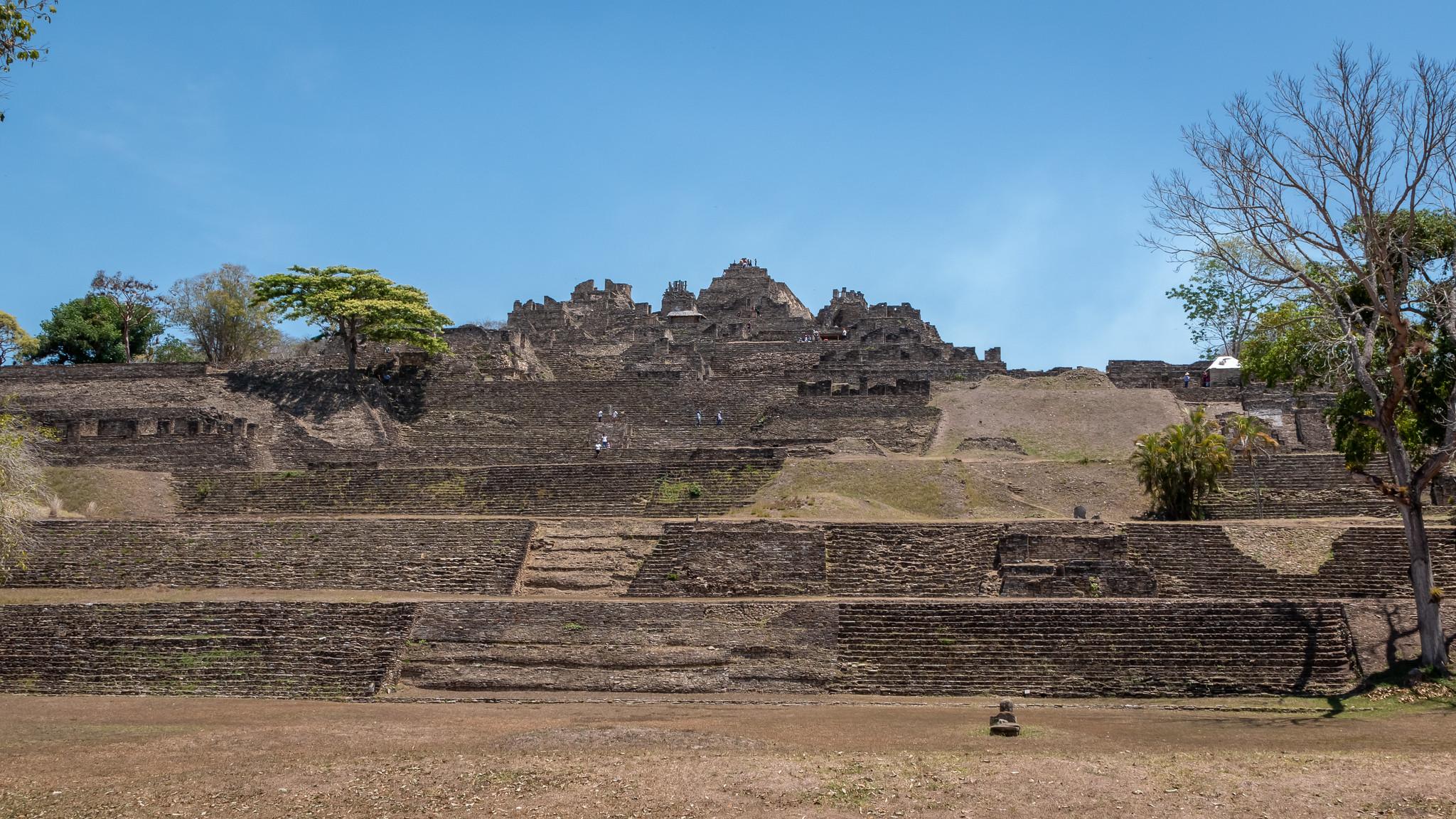 Tonina - Chiapas - [Mexique]