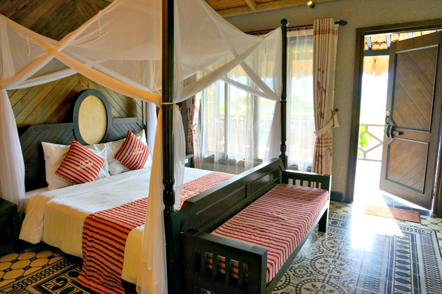 Mai Chau Ecolodge Bed