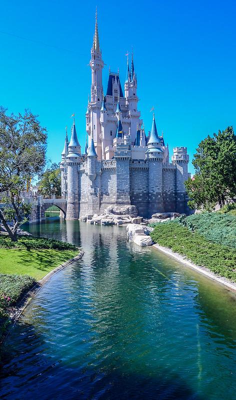 Castle water long MK