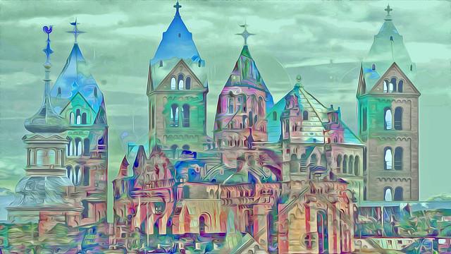 Bildschichten DomStadt 03