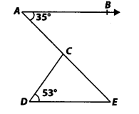 NCERT Solutions for Class 9 Maths Chapter 6 Lines and Angles Ex 6.3 Q3