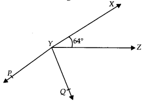 NCERT Solutions for Class 9 Maths Chapter 6 Lines and Angles Ex 6.1 q6