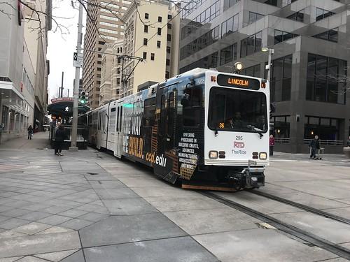 Denver streetcar