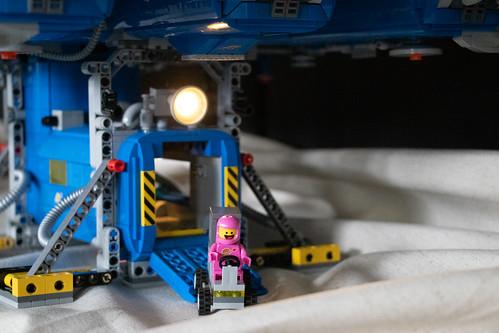 SPACEship ride | by cimddwc