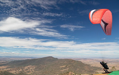 South launch Paragliding