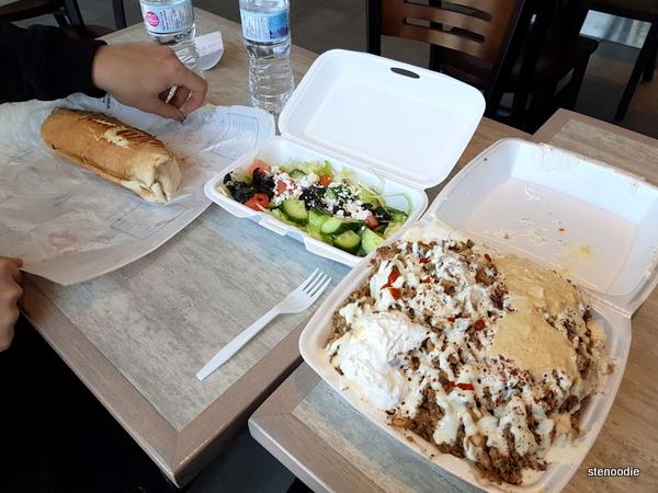 Osmow's Mediterranean food