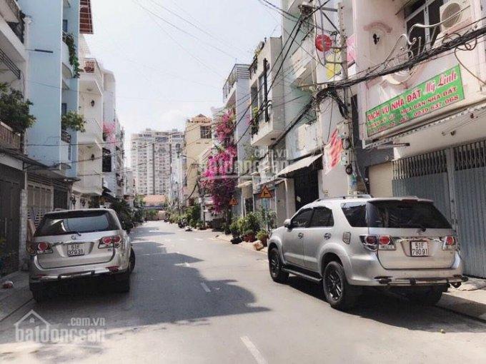 Bán nhà 4x12.5, 1 trệt 2 lầu đường số 15, khu cư xá Ngân hàng - Lâm Văn Bền, Q7.