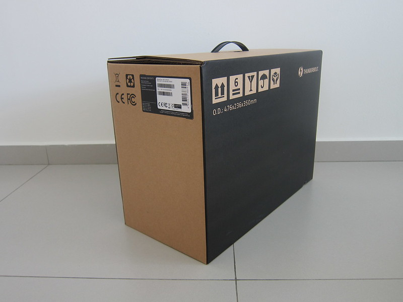 Razer Core X Chroma - Box