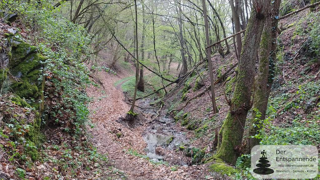 Schilzergraben bei Kail