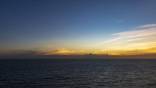 природа nature пейзаж landscape море sea закат рассвет восход sunset sunrise dmilokt