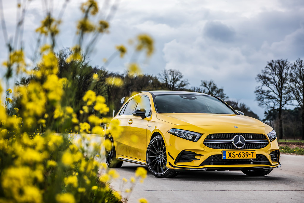 Mercedes Amg A35 Become A Fan On Facebook Check Out My Web Flickr