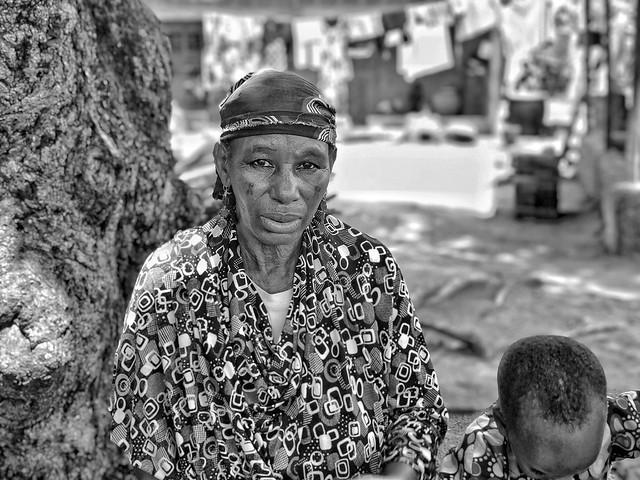 Matriarca fulani