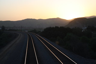 Southwest Chief Sunset | by tcamp7837