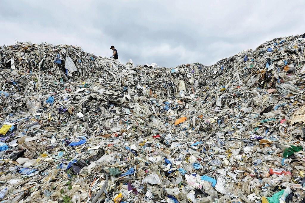 馬來西亞的回收堆置場