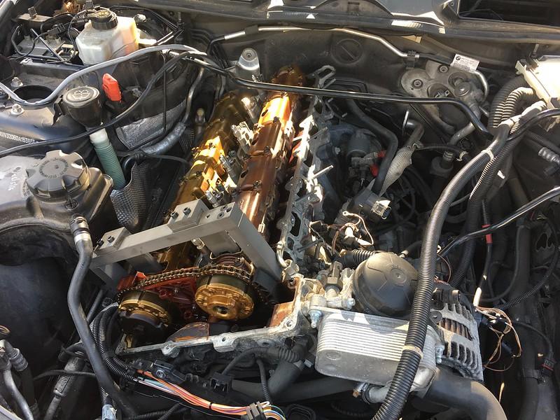 e91 N53 325i - lack of compression on Cylinder 6 - BMW 3