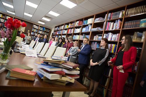 23.04.2019 Eveniment organizat cu ocazia Zilei mondiale a cărții