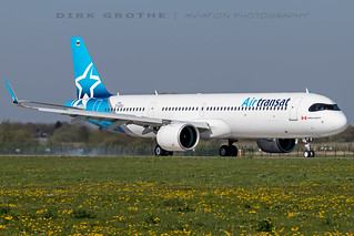 AirTransat_A321neo_C-GOIE_20190423_XFW-1 | by Dirk Grothe | Aviation Photography
