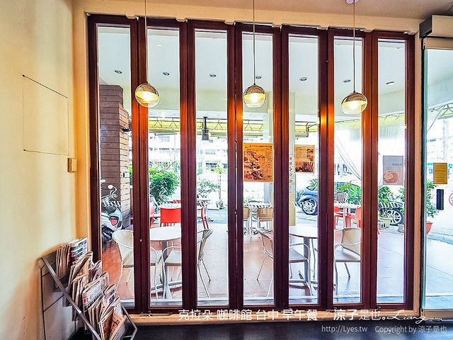 克拉朵 咖啡館 台中 早午餐 83